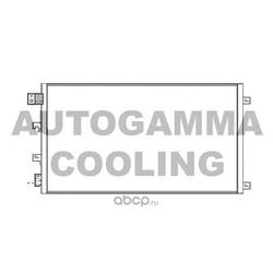 Конденсатор (AUTOGAMMA) 104578