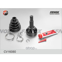 Шрус наружный передний (FENOX) CV16080