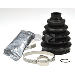 Пыльник шруса наружный (комплект) (GKN (Loebro)) 306192