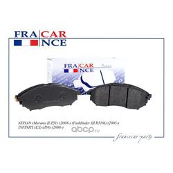 Колодка дискового тормоза (Francecar) FCR21V016