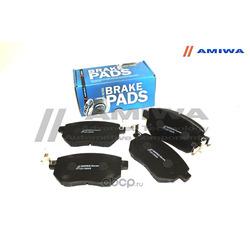 Колодки тормозные дисковые передние (Amiwa) CD1264S
