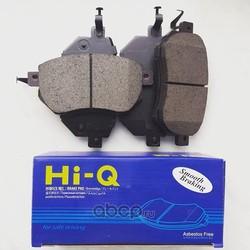 Колодки тормозные передние (Sangsin brake) SP2107