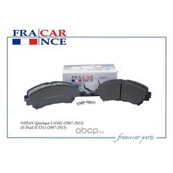 Колодка дискового тормоза (Francecar) FCR30B038