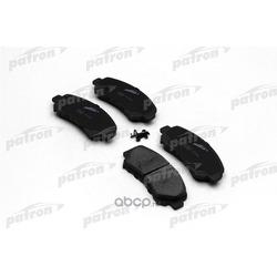 Колодки тормозные / дисковые / передние (PATRON) PBP4051