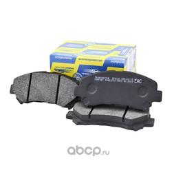 Колодки дискового тормоза с накладками в сборе (TRANSMASTER) TR514C