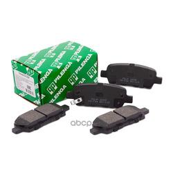 Колодки тормозные дисковые задние (PILENGA) FDP3339