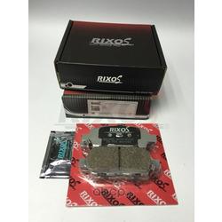 Колодка тормозная дисковая задние (RIXOS) MD1244MS