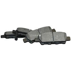 Комплект тормозных колодок, дисковый тормоз (JP Group) 4063700610