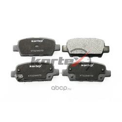 Колодки тормозные задние (комплект) (KORTEX) KT3294STD