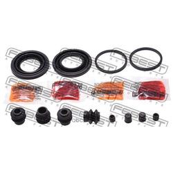 Ремкомплект суппорта тормозного заднего (Febest) 0275Z51F