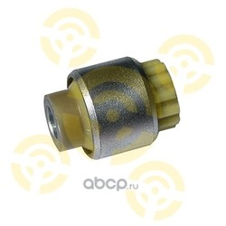 Полиуретановый сайлентблок задней подвески, амортизатора (Точка Опоры) 2063544