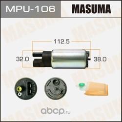 Насос топливный (Masuma) MPU106