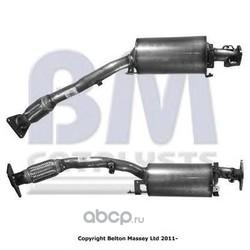 Сажевый / частичный фильтр (BM Catalysts) BM11061P