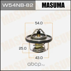Термостат (Masuma) W54NB82