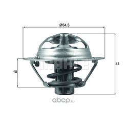 Термостат, охлаждающая жидкость (Mahle/Knecht) TX16282D