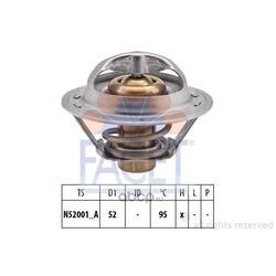 Термостат, охлаждающая жидкость (Facet) 78730