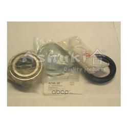 Комплект подшипника ступицы колеса (ASHUKI) N79535