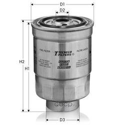 Топливный фильтр (Tecneco) GS141
