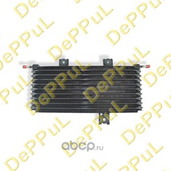 Радиатор охлаждения АКПП (DePPuL) DEA2045