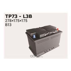 Стартерная аккумуляторная батарея (IPSA) TP73