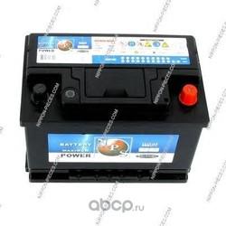 Стартерная аккумуляторная батарея (Nippon pieces) U540L40B
