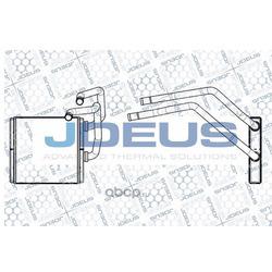 Теплообменник, отопление салона (J. DEUS) M2190790