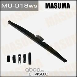 Дворники зимние (5 видов креплений) (Masuma) MU018WS
