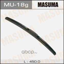 Дворники гибридные (Masuma) MU18G