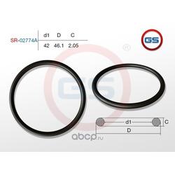Резиновое кольцо 42*2,05 (GS) SR02774A