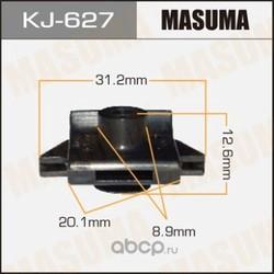 Клипса (пластиковая крепежная деталь) (Masuma) KJ627