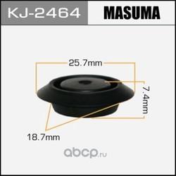 Клипса (пластиковая крепежная деталь) (Masuma) KJ2464