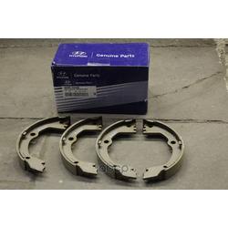 Тормозные колодки (Hyundai-KIA) 583052WA00