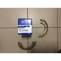 Тормозные колодки барабанные (Hyundai-KIA) 583052BA00