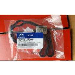 Прокладка клапанной крышки двигателя (Hyundai-KIA) 224432F000