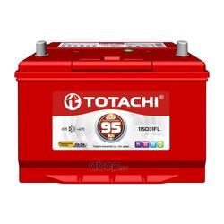 Батарея аккумуляторная 95а/ч 830а 12в (TOTACHI) 4589904525759