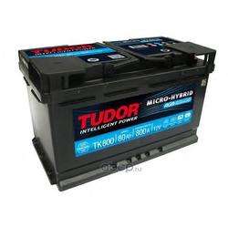 Батарея аккумуляторная 80а/ч 800а 12в (TUDOR) TK800