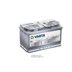 Стартерная аккумуляторная батарея (Varta) 580901080D852