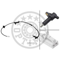 Датчик, частота вращения колеса (Optimal) 06S501
