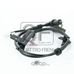 Датчик, частота вращения колеса (QUATTRO FRENI) QF61F00091