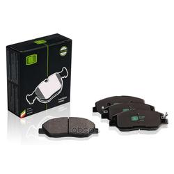 Колодки тормозные дисковые (Trialli) PF0825