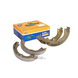 Колодки тормозные барабанные (Kraft) KT091554