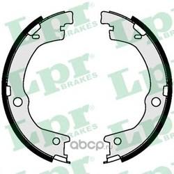 Комплект тормозных колодок, стояночная тормозная система (Lpr) 09460