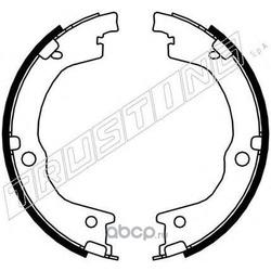 Комплект тормозных колодок, стояночная тормозная система (Trusting) 049165