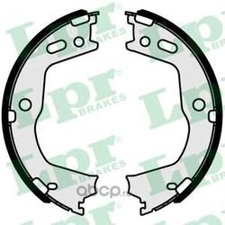 Комплект тормозных колодок, стояночная тормозная система (Lpr/AP) 01046
