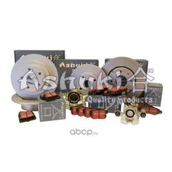 Комплект тормозных колодок, стояночная тормозная система (ASHUKI) I30155