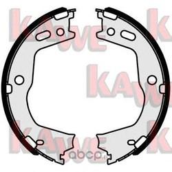 Комплект тормозных колодок, стояночная тормозная система (KAWE) 01046