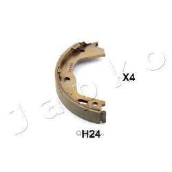 Комплект тормозных колодок, стояночная тормозная система (JAPKO) 55H24