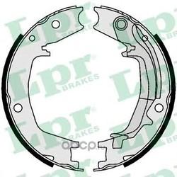 Комплект тормозных колодок, стояночная тормозная система (Lpr/AP) 01062