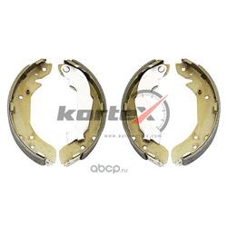 Колодки барабанные (KORTEX) KS015STD