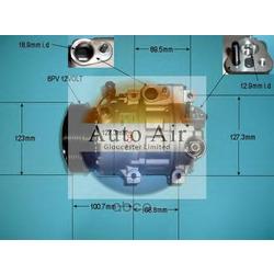 Компрессор, кондиционер (Auto air gloucester) 141513